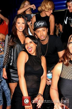 Rocsi Diaz, Terrence J and Terrence Jenkins