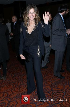 Rita Wilson - the 25th Anniversary Rainforest Fund Benefit at Mandarin Oriental Hotel on April 17, 2014 in New York...