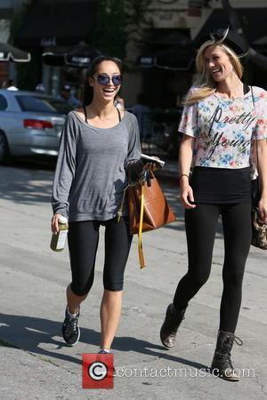Cara Santana and Sarah Schreiber
