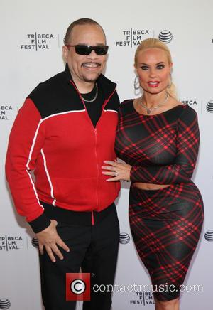 Ice T, Coco and Ice-T - Tribeca Talks: After the Movie, 'Champs' - Arrivals - ATLANTIC CITY, New Jersey, United...