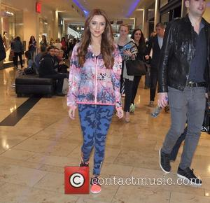 Una Foden - The Saturdays Una Foden launches her Reebok Spring Summer Fitness collection at Life Style Sports in Dundrum...