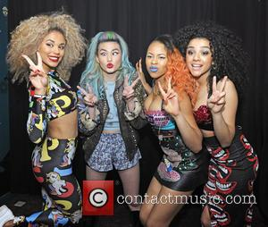 Neon Jungle - Neon Jungle live at G-A-Y London - London, United Kingdom - Saturday 19th April 2014