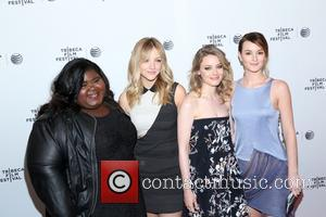 Gabby Sidibe, Abby Elliot, Gillian Jacob and Leighton Meester - the 'Life Partners' screening during the 2014 Tribeca Film Festival...
