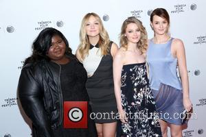Gabby Sidibe, Abby Elliot, Gillian Jacob and Leighton Meester