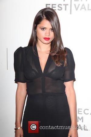 Melonie Diaz - Tribeca Film Festival Presents The World Premiere of X/Y at BMCC - NYC, New York, United States...