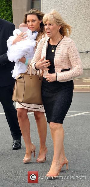 Michelle Heaton and Aj