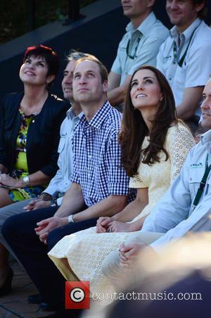 Prince William, Catherine and Duchess of Cambridge