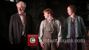 Gary Lilburn, Conor MacNeill and Ingrid Craigie
