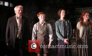 Gary Lilburn, Conor MacNeill, Ingrid Craigie and Sarah Greene