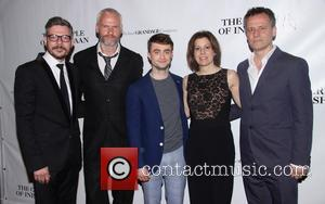 Daniel Radcliffe, Martin Mcdonagh, James Bierman, Arielle Tepper Madover and Michael Grandage