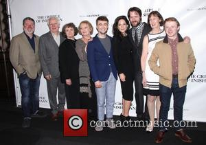 Pat Shortt, Gary Lilburn, Gillian Hanna, June Watson, Daniel Radcliffe, Sarah Greene, Padraic Delaney, Ingrid Craigie and Conor Macneill