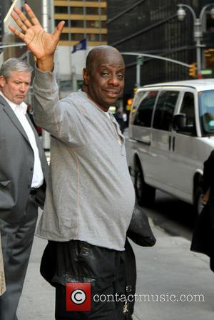 Jimmie Walker - Celebrities arrive at the Ed Sullivan Theater for their taping on the Late Show with David Letterman....