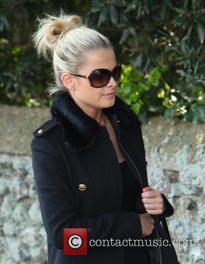 Mourner - The funeral of Peaches Geldof at St Mary Magdelene and St Lawrence Church in Faversham - Windsor, United...