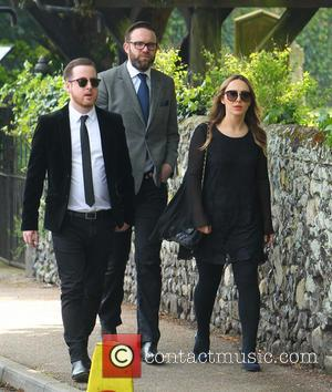 Peaches Geldof and Mourners