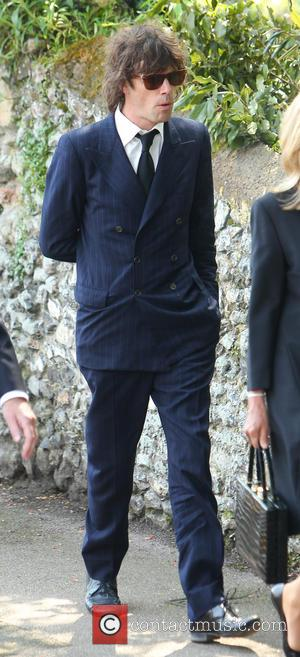 Johnny Borrell - The funeral of Peaches Geldof at St Mary Magdelene and St Lawrence Church in Faversham - Windsor,...