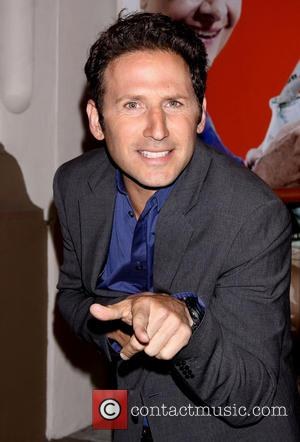 Mark Feuerstein - Opening night of The Velocity of Autumn at the Booth Theatre - Arrivals. - New York, New...
