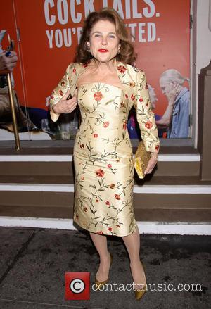 Tovah Feldshuh - Opening night of The Velocity of Autumn at the Booth Theatre - Arrivals. - New York, New...