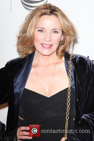 her hotel kim cattrall kim cattrall arrives back at her hotel after a ...