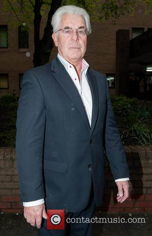 Max Clifford - Publicist Max Clifford arrives at Southwark Crown Court for a possible verdict, he is charged with 11...