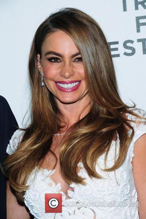 Sofia Vergara Celebrates 42nd Birthday With Niece & Possible New Love, Joe Manganiello