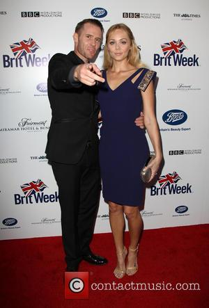 Laura Vandervoort and Oliver Trevena - 8th Annual BritWeek Launch Party - Los Angeles, California, United States - Tuesday 22nd...