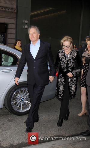 Meryl Streep and Don Gumner