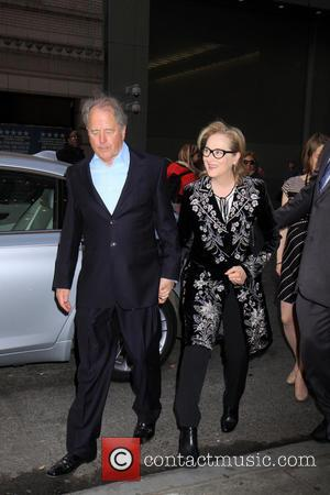 Meryl Streep and Husband Don