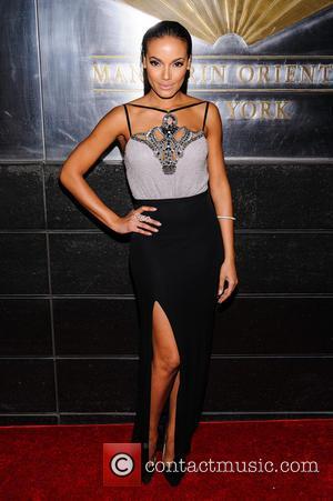 Selita Ebanks - 2014 New Yorkers for Children Gala at The Mandarin Oriental Hotel - New York, New York, United...