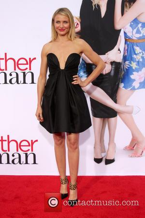 Cameron Diaz - The Other Woman Premiere - Westwood, California, United States - Tuesday 22nd April 2014