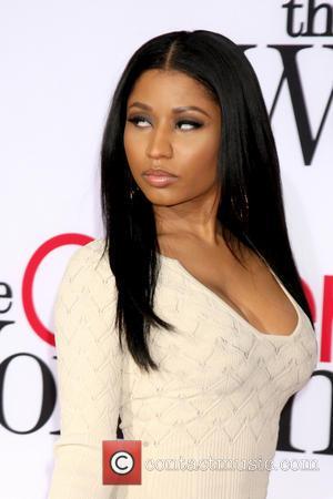 Nicki Minaj - The Other Woman Premiere - Westwood, California, United States - Tuesday 22nd April 2014