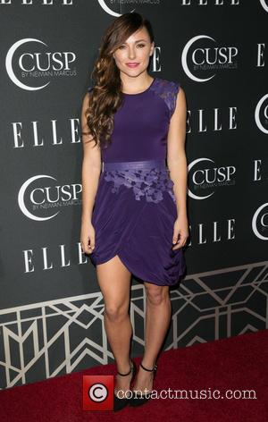 Briana Evigan - ELLE's 5th Annual Women in Music concert celebration presented by CUSP by Neiman Marcus in honor of...