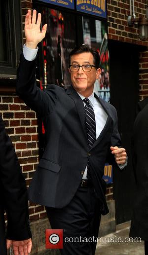 First Ever 'Late Show With Stephen Colbert' Is A Ratings Success