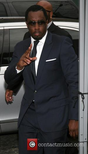 """Sean """"Diddy"""" Combs - Revolt TV 2014 Upfront presentation at Marquee - New York City, United States - Tuesday 22nd..."""