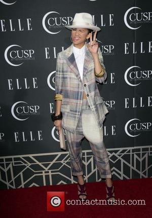 Zendaya - Celebrities attend ELLE's 5th Annual Women in Music Concert Celebration, presented by CUSP by Neiman Marcus, in honor...
