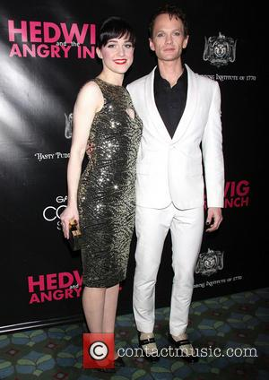 Lena Hall and Neil Patrick Harris