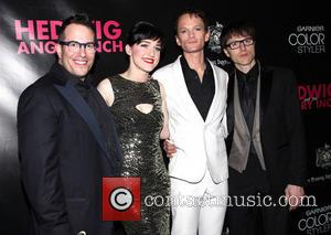 Michael Mayer, Lena Hall, Neil Patrick Harris and Stephen Trask
