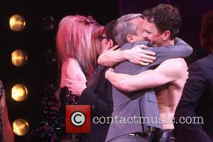 Lena Hall, Stephen Trask, John Cameron Mitchell and Neil Patrick Harris