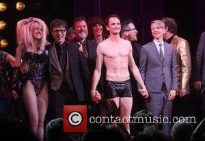 Neil Patrick Harris, Stephen Trask, Lena Hall and John Cameron Mitchell