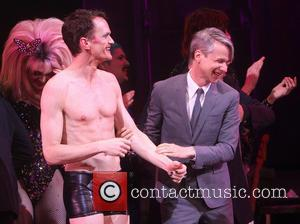 Neil Patrick Harris and John Cameron Mitchell