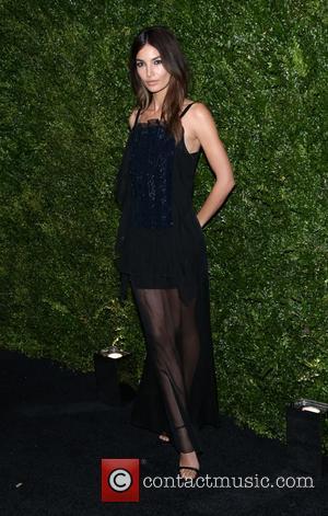 Lily Aldridge - The Chanel Tribeca Film Festival Artist Dinner held at Balthazer - Arrivals - New York, New York,...