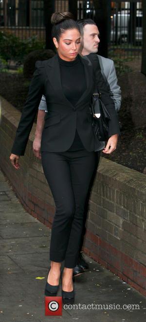 Tulisa Contostavlos - Tulisa Contostavlos arrives at Southwark Crown Court for plea and case management hearing - Windsor, United Kingdom...