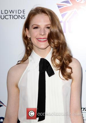 Ashley Bell - 8th Annual BritWeek Launch Party - Los Angeles, California, United States - Wednesday 23rd April 2014