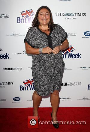 Jo Frost - 8th Annual BritWeek Launch Party - Los Angeles, California, United States - Wednesday 23rd April 2014