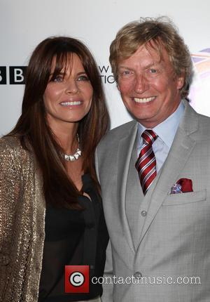 Nigel Lythgoe and Guest - 8th Annual BritWeek Launch Party - Los Angeles, California, United States - Wednesday 23rd April...