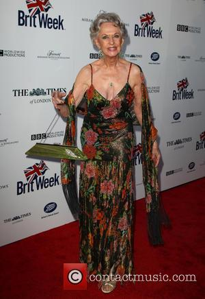 Tippi Hedren - 8th Annual BritWeek Launch Party