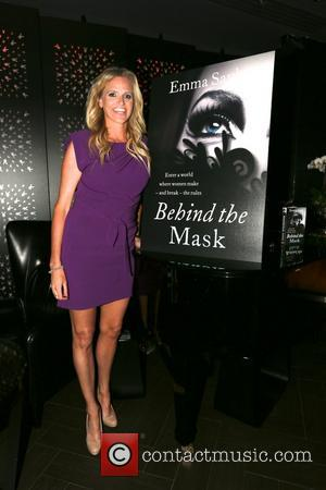 Emma Sayle - Emma Sayles and Suzanne Kerins at Behind the Mask book launch - London, United Kingdom - Wednesday...