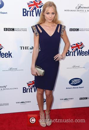 Laura Vandervoort - 8th annual BritWeek launch party at The British Residence - Los Angeles, California, United States - Wednesday...