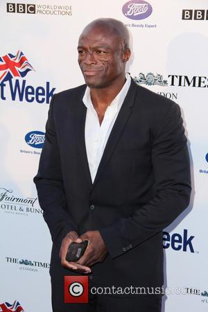Seal - 8th annual BritWeek launch party at The British Residence - Los Angeles, California, United States - Wednesday 23rd...