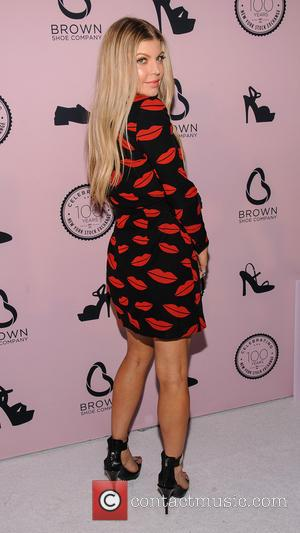 Fergie Duhamel - The Brown Shoe Company Celebrates 100 Years on New York Stock Exchange at 4 World Trade Center...