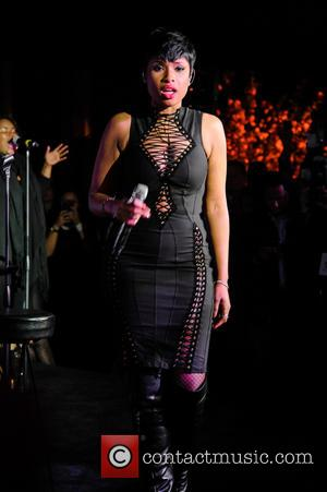 Jennifer Hudson - The Brown Shoe Company Celebrates 100 Years on New York Stock Exchange at 4 World Trade Center...